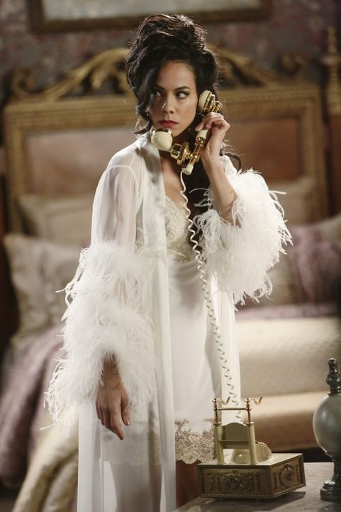 Hat sie etwas mit dem Tod an ihrer Kollegin zu tun? Sophia Del Cordova (Daya Vaidya) ... - Bildquelle: ABC Studios