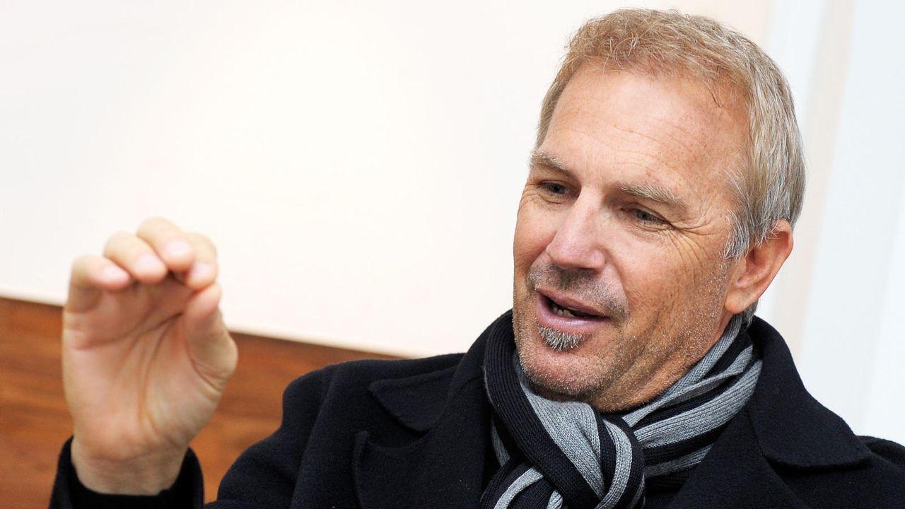 Kevin Costner - Bildquelle: dpa