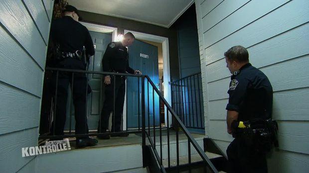 Achtung Kontrolle - Achtung Kontrolle! - Thema U.a.: Heftiger Streit Und Notruf In Texas - Polizei Eilt Zu Einer Jungen Frau