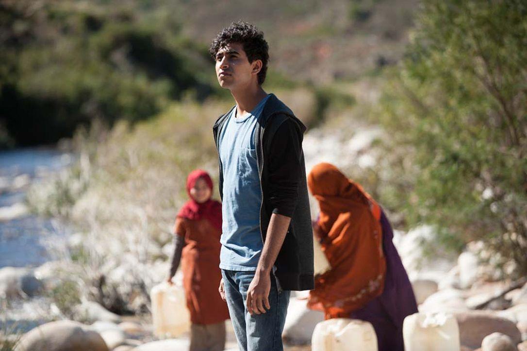 Setzt Carrie das Leben von Aayan (Suraj Sharma) und Saul aufs Spiel um an den Topterroristen Haqqani zu gelangen? - Bildquelle: 2014 Twentieth Century Fox Film Corporation