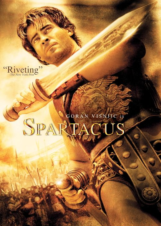 Spartacus mit Goran Visnjic - Bildquelle: USA Network Pictures