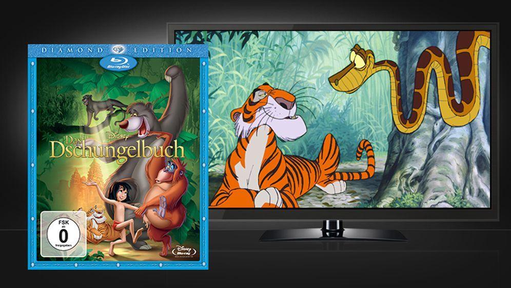 Das Dschungelbuch (Blu-ray Disc)
