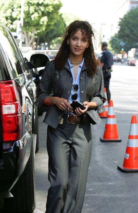 Gibt alles, um den Fall zu lösen: Nikki Betancourt (Sophina Brown) ... - Bildquelle: Paramount Network Television