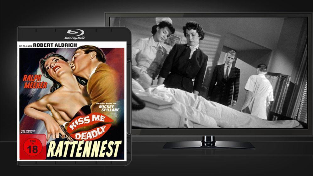 Rattennest (Blu-ray Disc) - Bildquelle: koch films