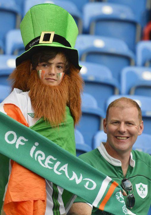 Fußball-Fan-Irland-120618-AFP - Bildquelle: AFP