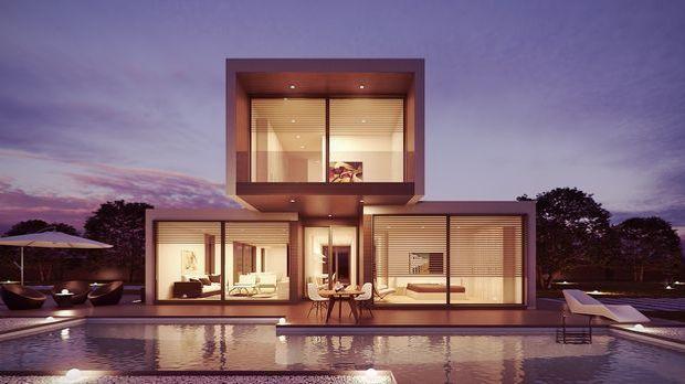 Modernes Haus Wohntrends 2017
