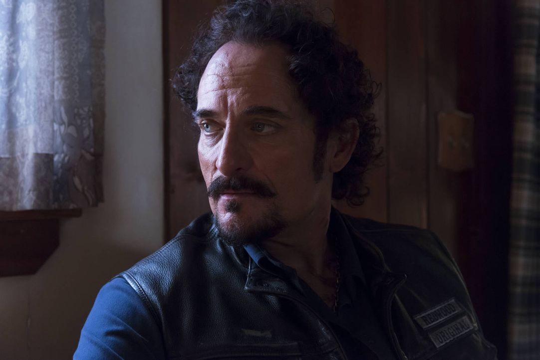 Verliert Tig (Kim Coates) die Gunst des Präsidenten? - Bildquelle: 2012 Twentieth Century Fox Film Corporation and Bluebush Productions, LLC. All rights reserved.
