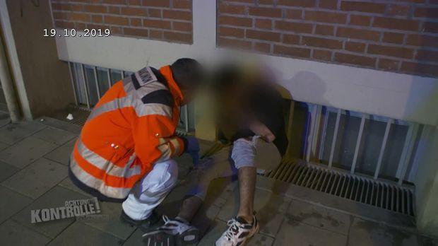 Achtung Kontrolle - Achtung Kontrolle! - Thema U.a.: Schlägerei In Der Münchner Innenstadt. Polizei Und Rettungswagen Im Einsatz