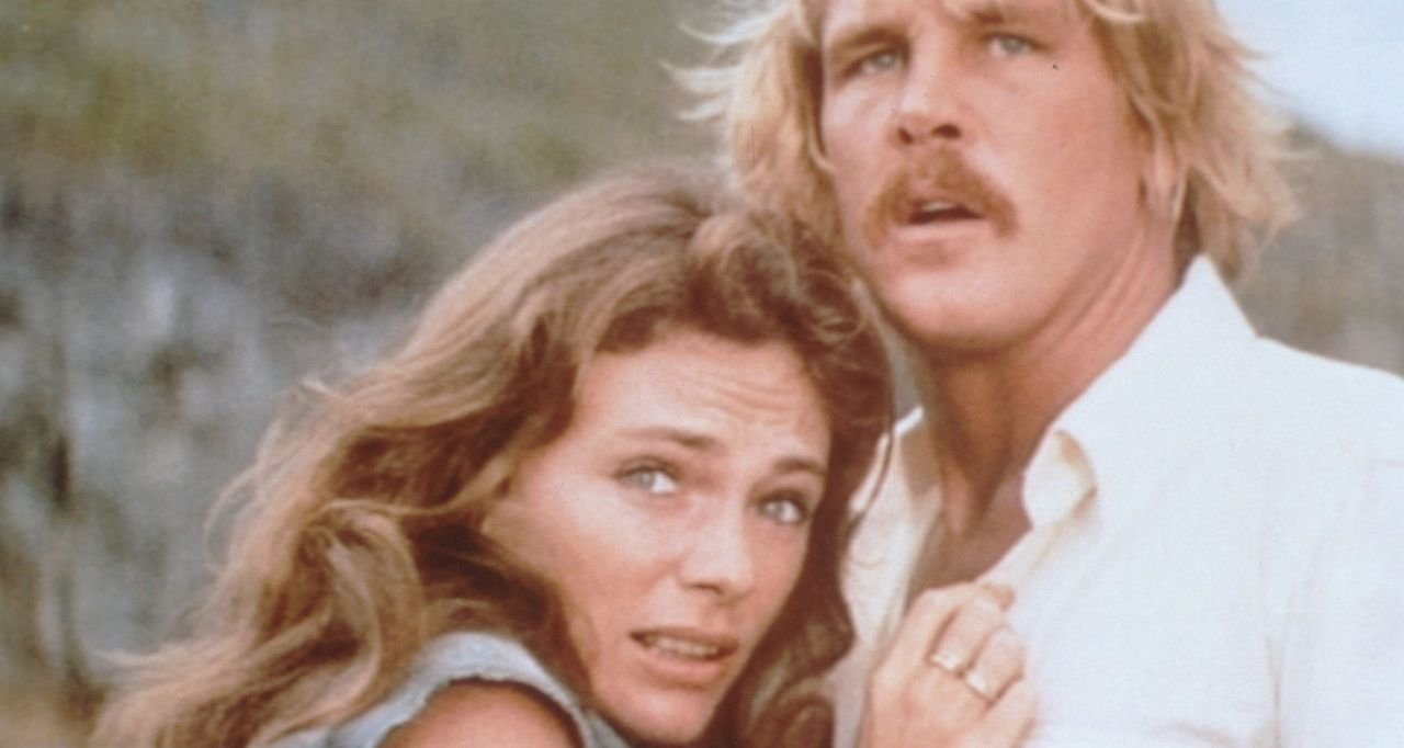 Gail (Jacqueline Bisset, l.) und David (Nick Nolte, r.) stellen sich dem Kampf gegen die Drogenhändler... - Bildquelle: Columbia Pictures