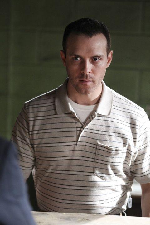 Bringt Jane in seine Gewalt: Serienkiller Lazarus (Aubrey Deeker) ... - Bildquelle: Warner Bros. Television