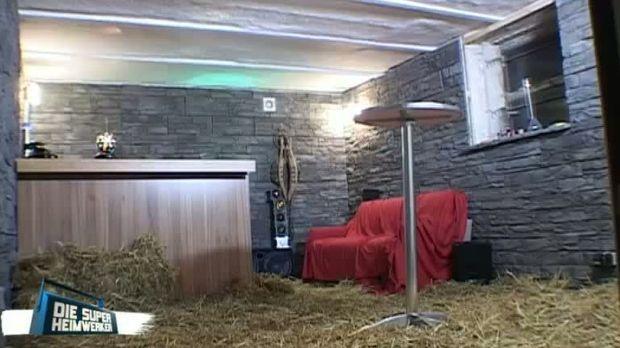Die Super-heimwerker - Die Super-heimwerker - Schweinestall Wird Zum Partykeller