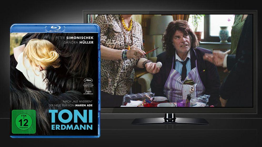 Toni Erdmann (Blu-ray Disc) - Bildquelle: EuroVideo