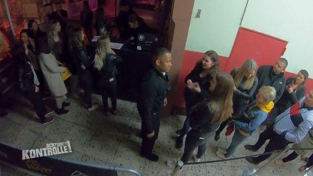 Achtung Kontrolle - Achtung Kontrolle! - Thema U.a.: Security Aschaffenburg - Sexuelle Belästigung Im Club