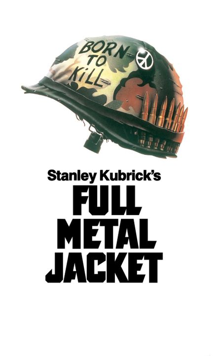 Full Metal Jacket - Artwork - Bildquelle: Warner Bros.