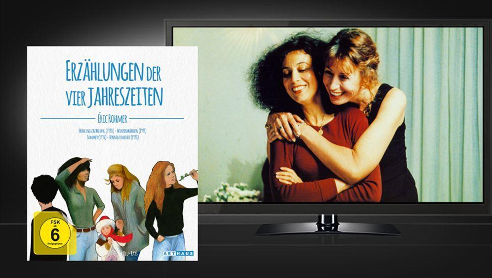 Eric Rohmer - Erzählungen der vier Jahreszeiten (Blu-ray Box) - Bildquelle: Arthaus