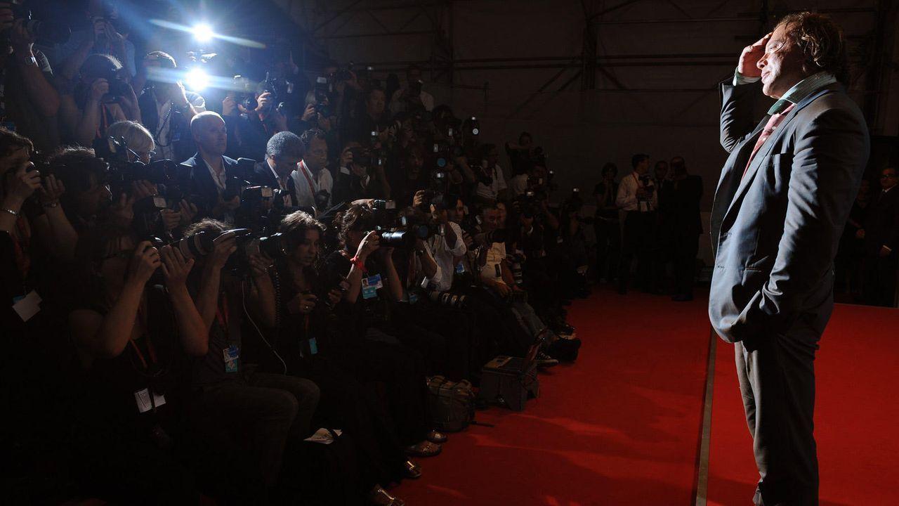 Mickey Rourke - Bildquelle: AFP