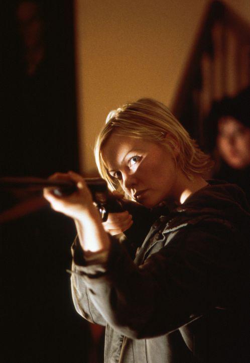 """Als Kristie (Laura Harris) den teuflischen Pakt entdeckt, werden ihre schlimmsten Alpträume wahr. Doch noch ahnt sie nicht, wie viele das """"Calling""""... - Bildquelle: Constantin Film AG"""