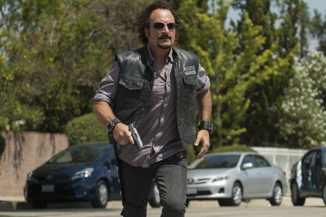 Kann Tig (Kim Coates) das Vertrauen von Jax zurückgewinnen? - Bildquelle: 2012 Twentieth Century Fox Film Corporation and Bluebush Productions, LLC. All rights reserved.