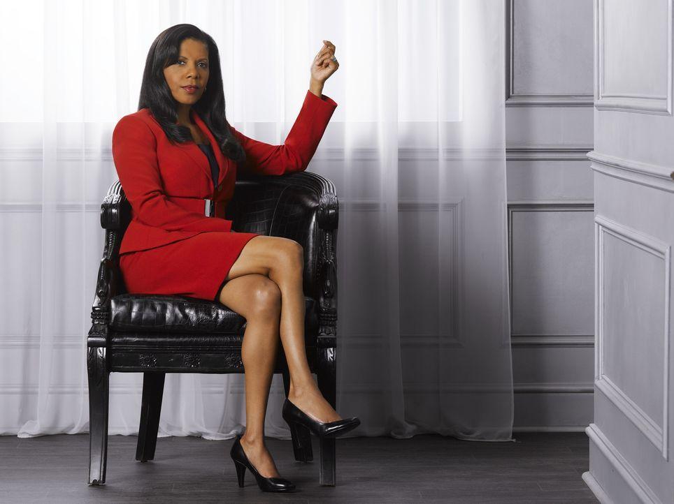 (4. Staffel) - Die neue Chefin des 12. Reviers: Captain Victoria Gates (Penny Johnson) - Bildquelle: ABC Studios