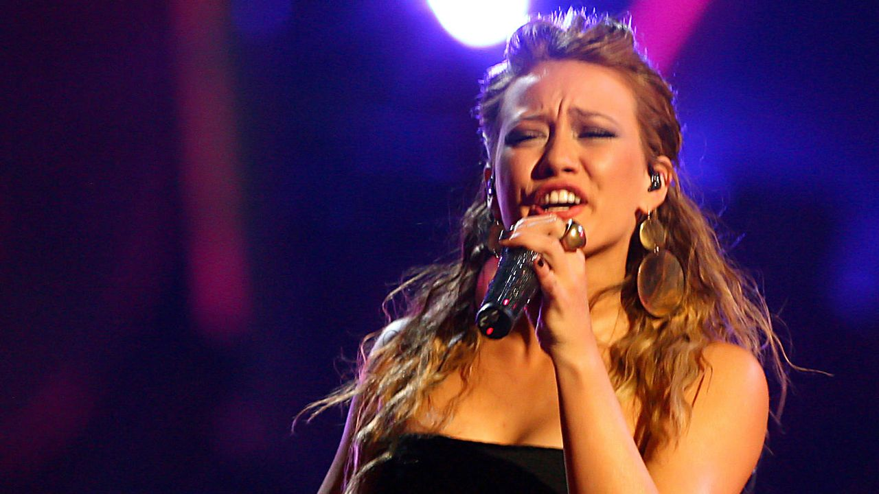 Hilary Duff - Bildquelle: AFP