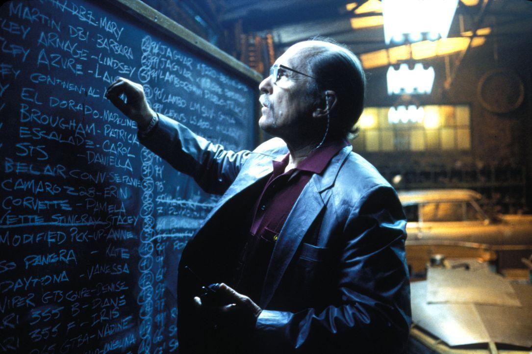 Zuverlässig wie eh und je startet Otto (Robert Duvall) zum großen Autoklau ... - Bildquelle: Touchstone Pictures