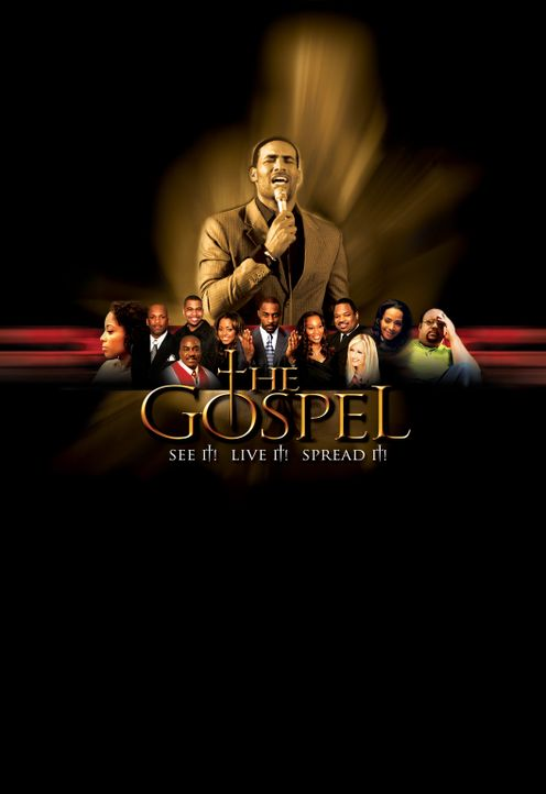 """The Gospel"" - Plakatmotiv - Bildquelle: Sony Pictures Television International. All Rights Reserved."
