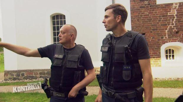 Achtung Kontrolle - Achtung Kontrolle! - Thema U.a.: Täter Auf Der Flucht - Bundespolizei Polnische Grenze