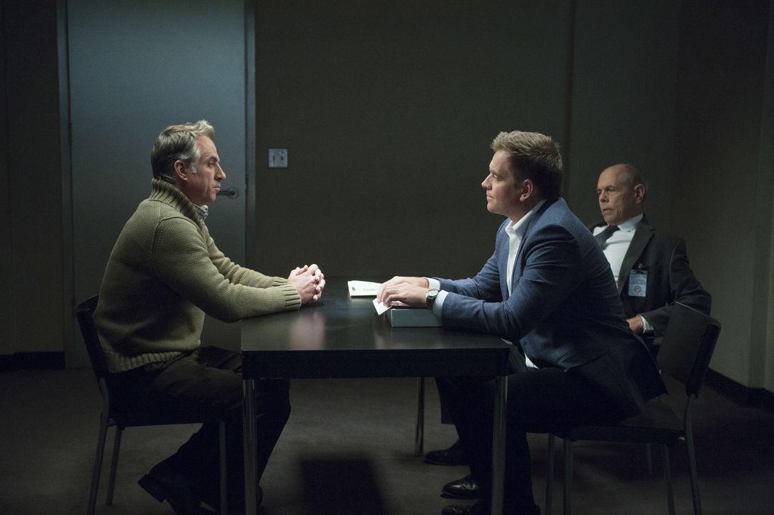Gemeinsam versuchen sie einen Fall zu lösen und stoßen bei den Ermittlungen auf Alton Brinkman (Harry Van Gorkum, l.). Doch hat er etwas damit zu tu... - Bildquelle: Neil Jacobs CBS Television / Neil Jacobs