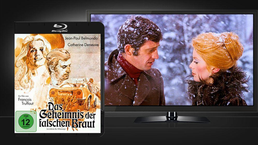 Das Geheimnis der falschen Braut (Blu-ray Disc) - Bildquelle: koch films