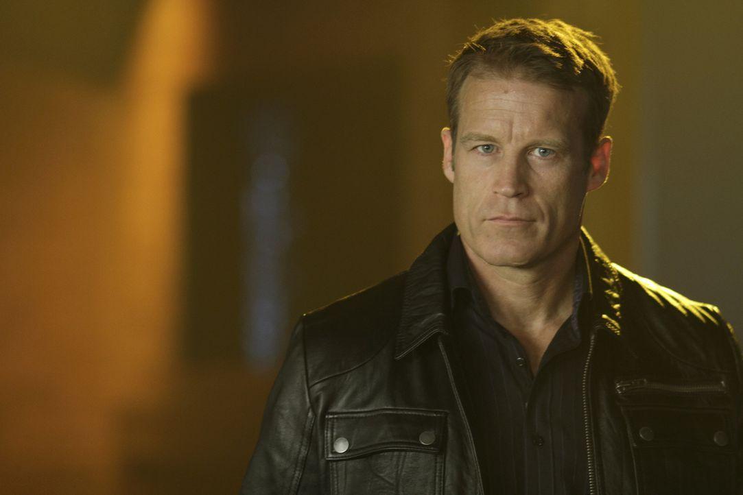 Ein neuer Auftrag watet auf den außergewöhnlichen Bodyguard: Christopher Chance (Mark Valley) ... - Bildquelle: Warner Bros. Television