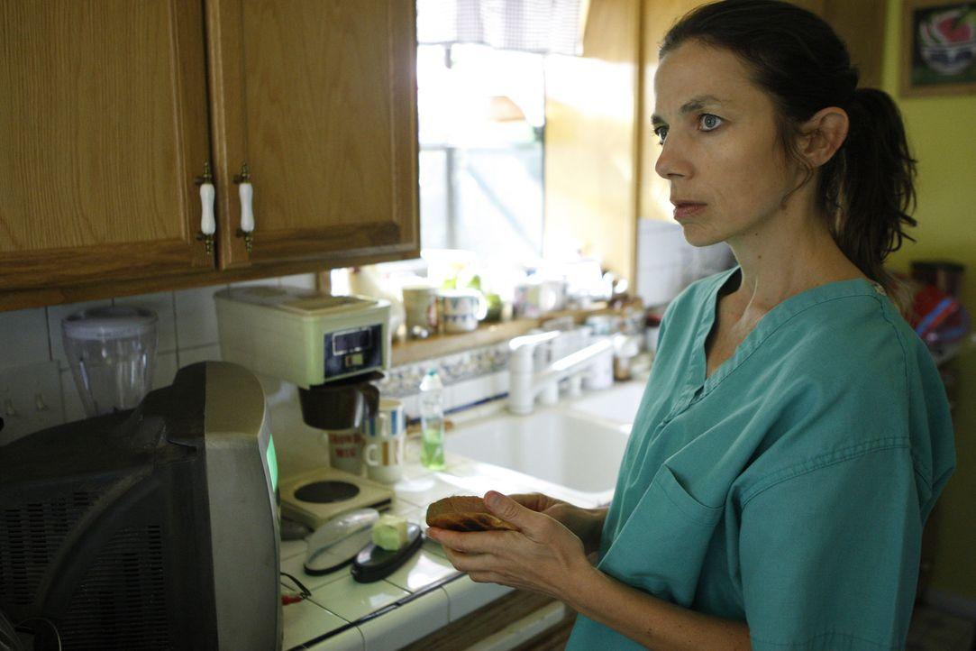 Ist Margaret Mckenna (Justine Bateman) die Mörderin von Kenneth Richards? - Bildquelle: ABC Studios