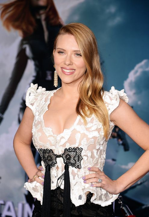 Scarlett-Johansson-140313-getty-AFP - Bildquelle: getty-AFP