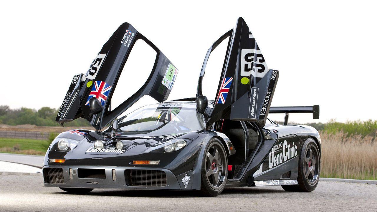 Höchstgeschwindigkeit - Bildquelle: McLaren