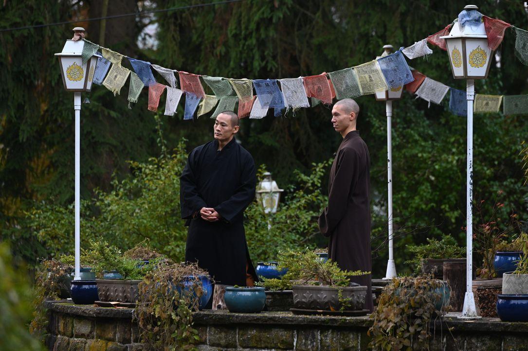 Ab ins Kloster! - Rosenkranz statt Randale - Bildquelle: Ben Pakalski Kabel Eins / Ben Pakalski