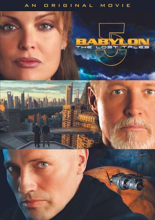 """""""Babylon 5 - Vergessene Legenden"""" - Plakatmotiv - Bildquelle: Warner Bros."""