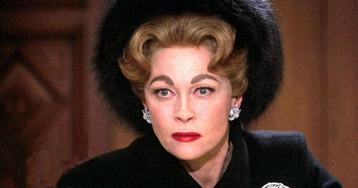 """Joan Crawford in """"Meine liebe Rabenmutter"""""""