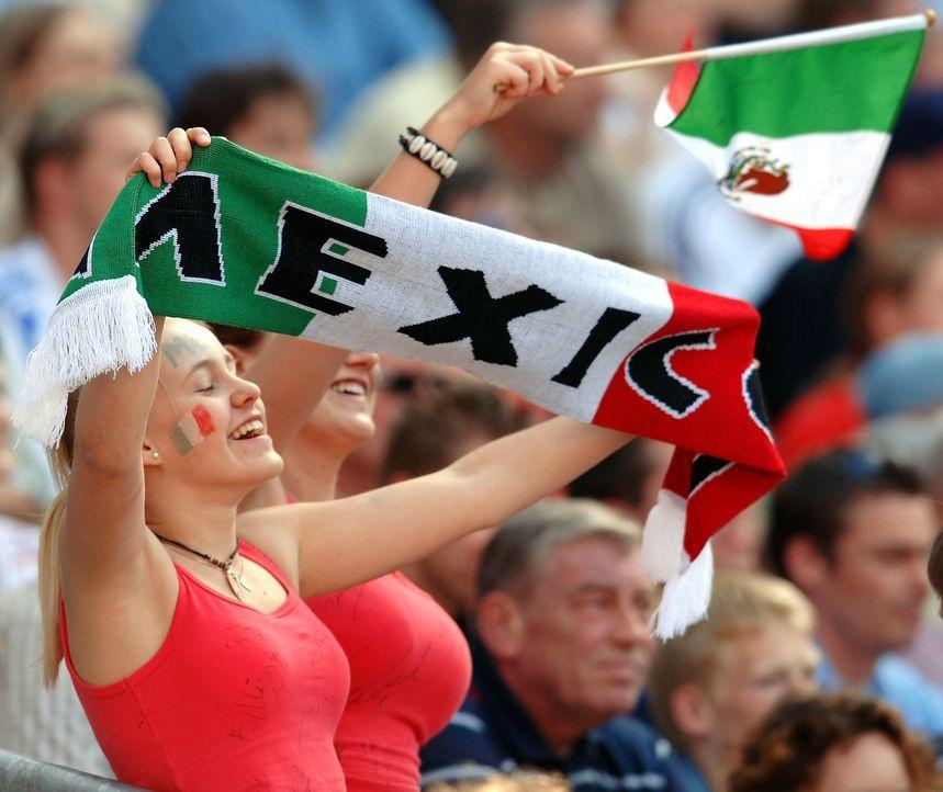 Fussball-Fans-Mexiko-050626-dpa - Bildquelle: dpa