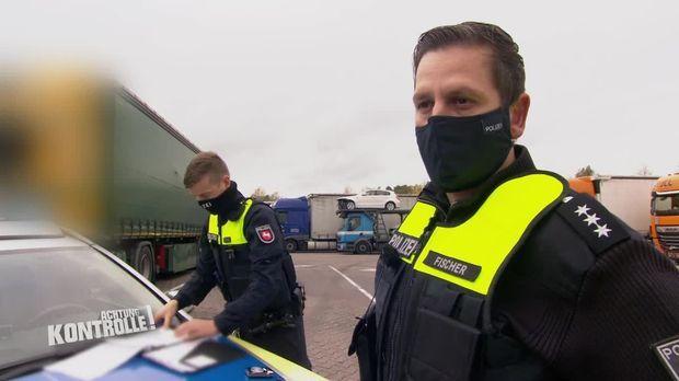 Achtung Kontrolle - Achtung Kontrolle! - Thema U.a.: Kontrolle Des Feiertagsfahrverbot - Polizei Rotenburg