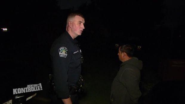 Achtung Kontrolle - Achtung Kontrolle! - Thema U.a.:einsatz Gegen Kinderschänder - Deutscher Cop In Usa