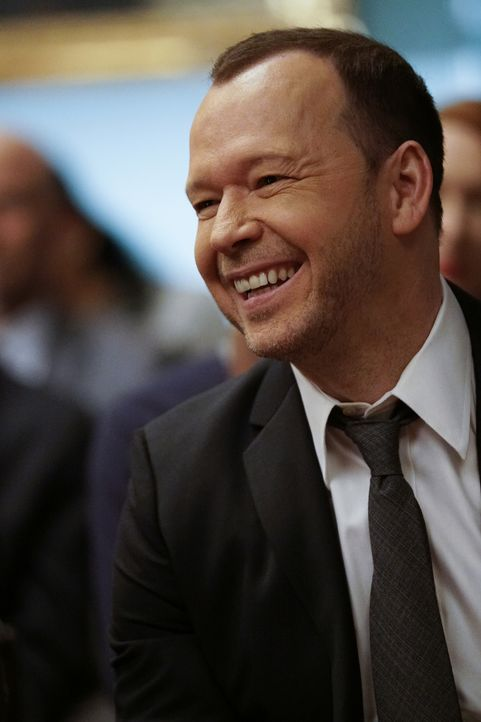 Danny Reagan (Donnie Wahlberg) - Bildquelle: John Paul Filo 2018 CBS Broadcasting Inc. All Rights Reserved. / John Paul Filo