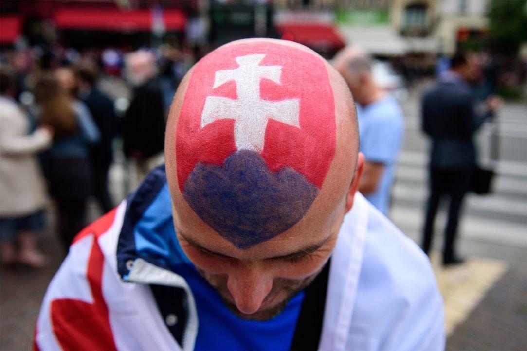 Slowenia_Head_AFP_000_BW7R8_LEON_NEAL _AFP - Bildquelle: AFP / LEON NEAL