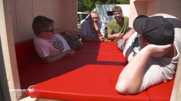 Abenteuer Leben - Abenteuer Leben - Sonntag: Das Geniale Camping-modul