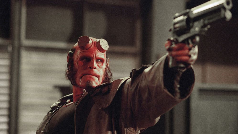 Hellboy - Bildquelle: Sony Pictures Television International. All Rights Reserved.