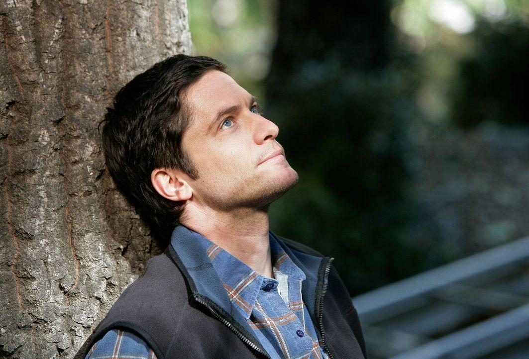 Melindas Fähigkeit, mit Geistern kommunizieren zu können, bringt Jim (David Conrad) immer wieder an seine Grenzen ... - Bildquelle: ABC Studios