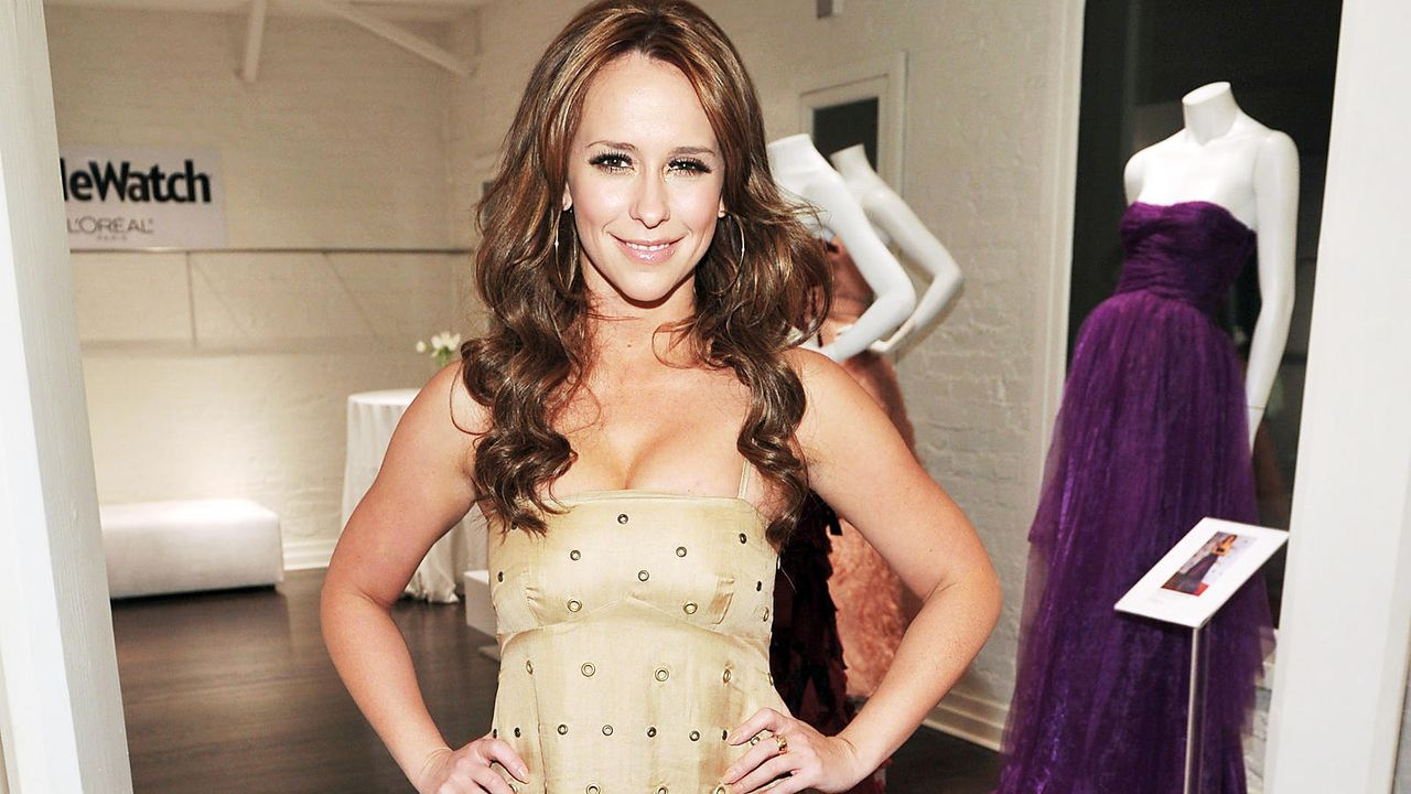 Schauspielerin Jennifer Love Hewitt - Bildquelle: getty-AFP