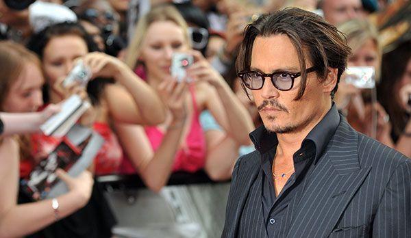 Johnny Depp - Bildquelle: dpa