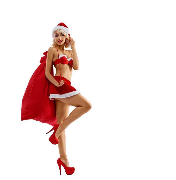 Heiße Weihnachten 4 - Bildquelle: serhiibobyk - Fotolia