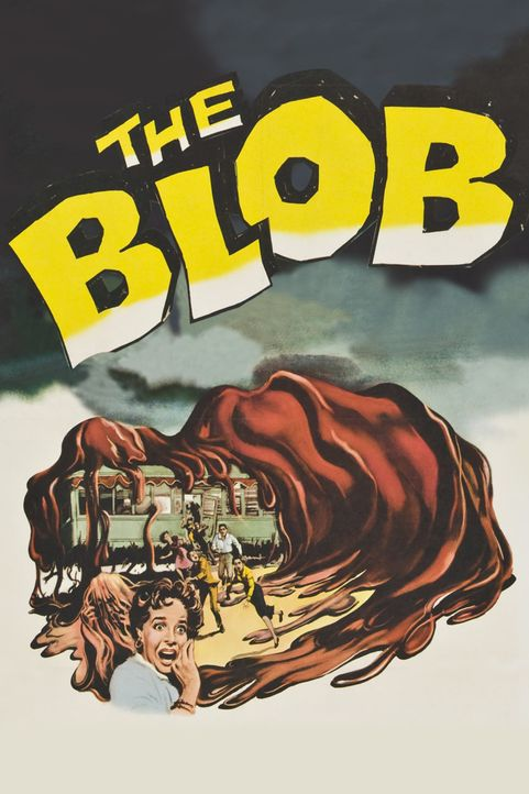 The Blob - Artwork - Bildquelle: 1958, renewed 1986 Jack H. Harris. All Rights Reserved.