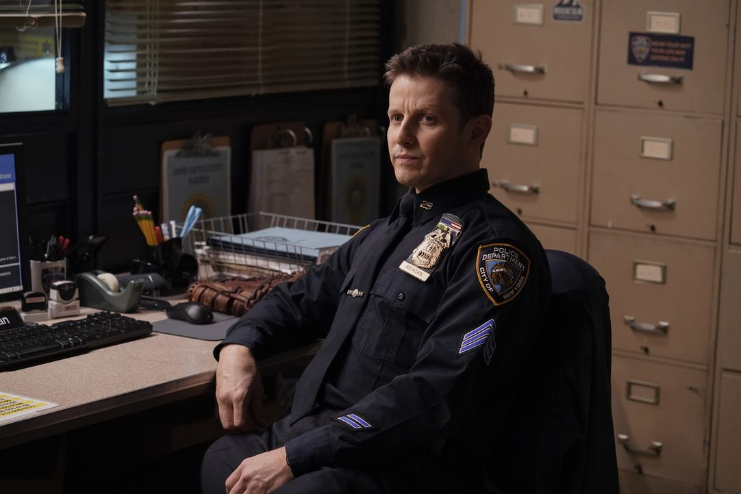 Jamie Reagan (Will Estes) - Bildquelle: Patrick Harbron 2018 CBS Broadcasting, Inc. All Rights Reserved.