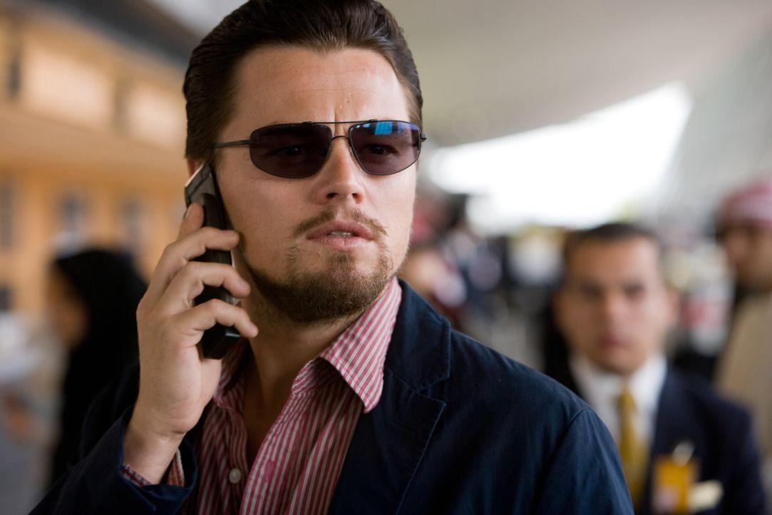 Schaf unter den Wölfen? CIA-Agent Roger Ferris (Leonardo DiCaprio) ... - Bildquelle: Warner Brothers